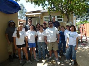 St Francis Church - Habitat for Humanity