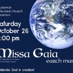 St Francis Church - Missa Gaia