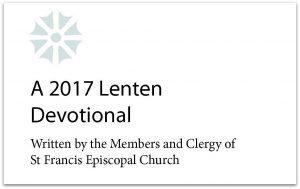 St Francis Lent Devotional 2017 cover no pic