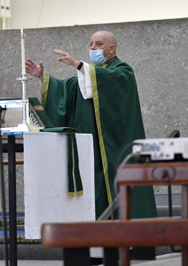 Bishop John Harvey Taylor St. Francis Day 2021 2
