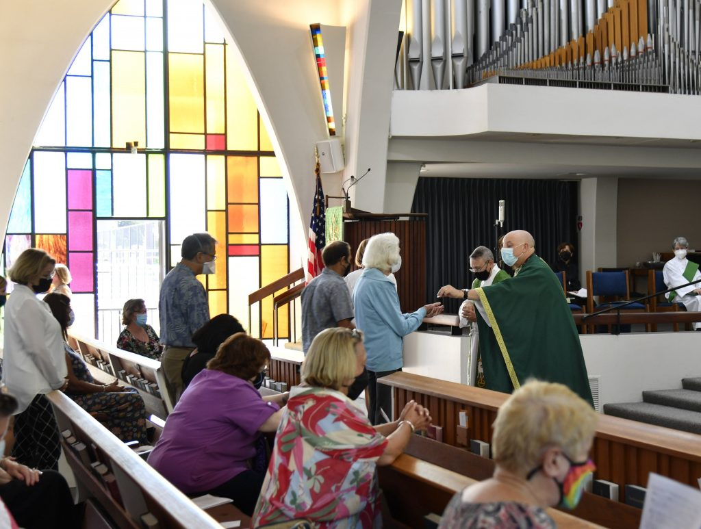 Bishop John Harvey Taylor St. Francis Day 2021 3