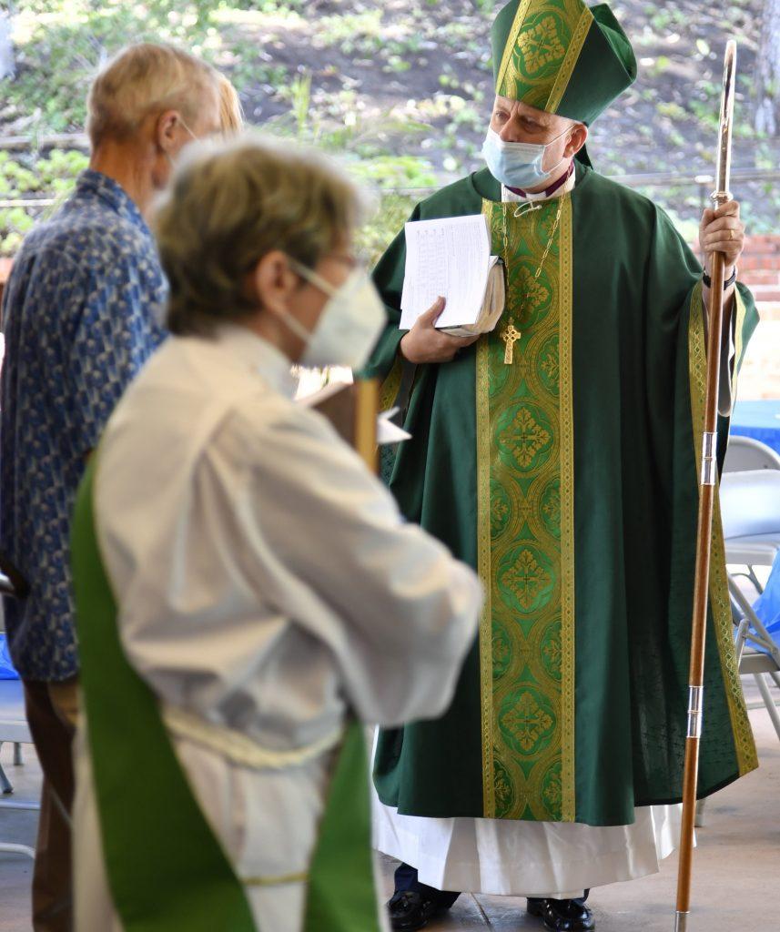 Bishop John Harvey Taylor St. Francis Day 2021