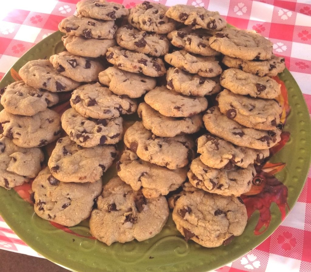 SFC lunch 2021 - cookies